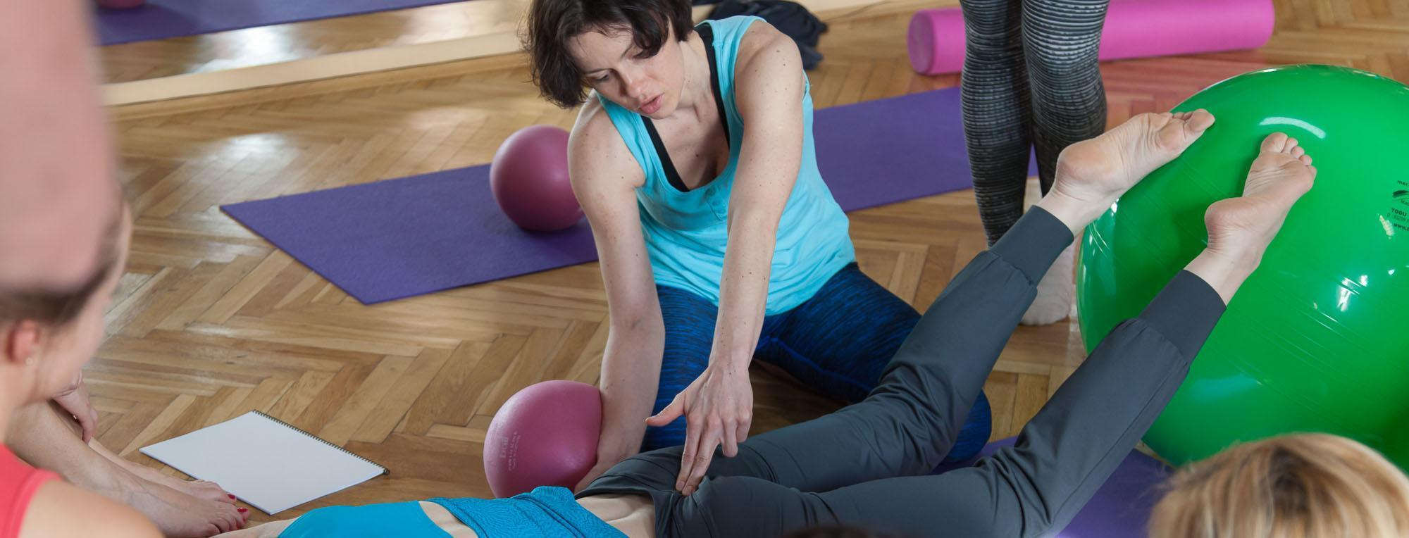 Kurs Pilates II One to One